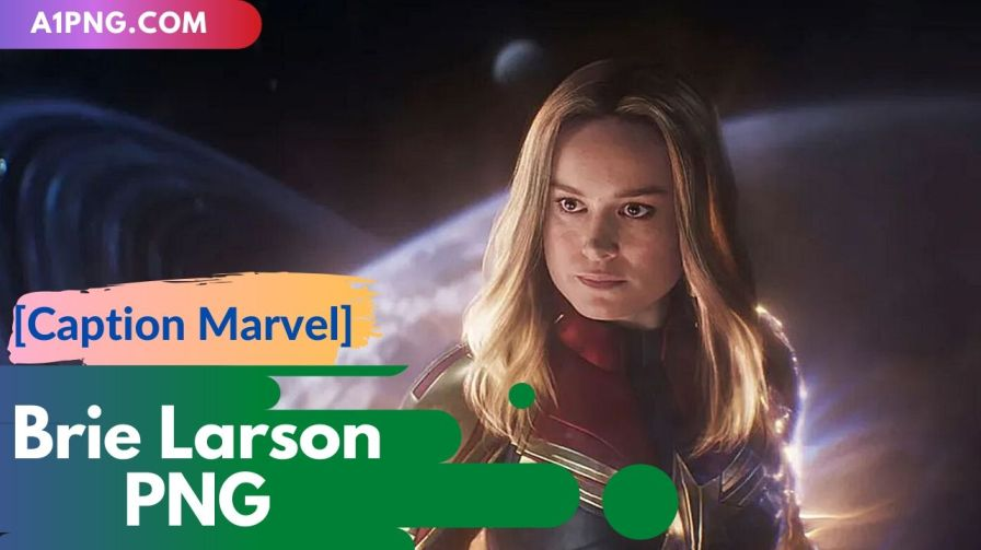 Brie Larson PNG