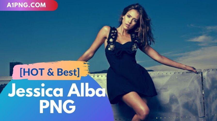 Jessica Alba PNG