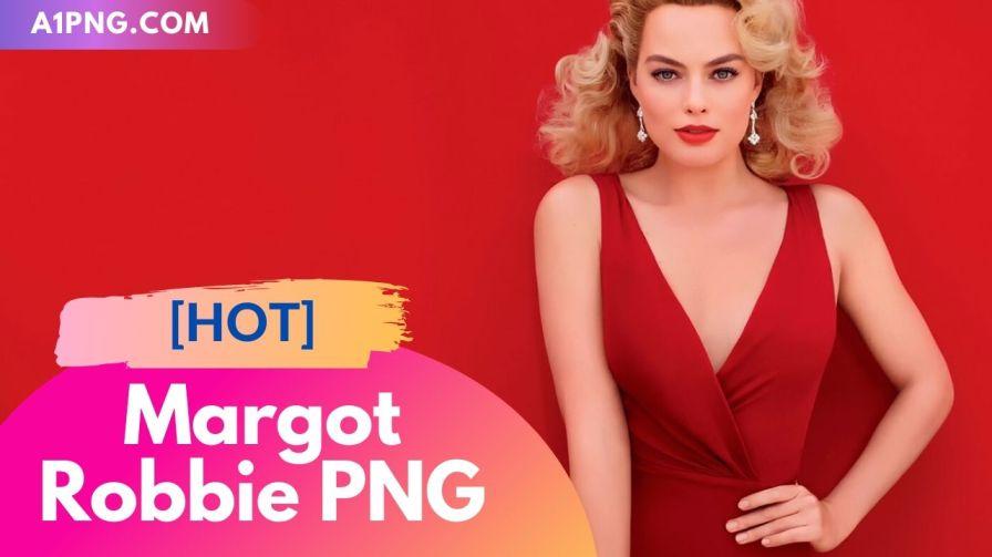Margot Robbie PNG