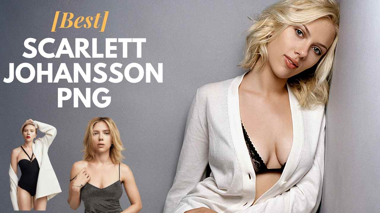 Scarlett Johansson PNG