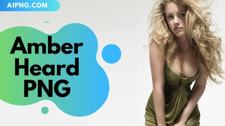 Amber Heard PNG