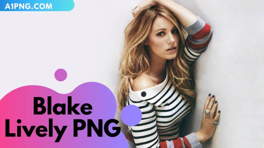 Blake Lively PNG