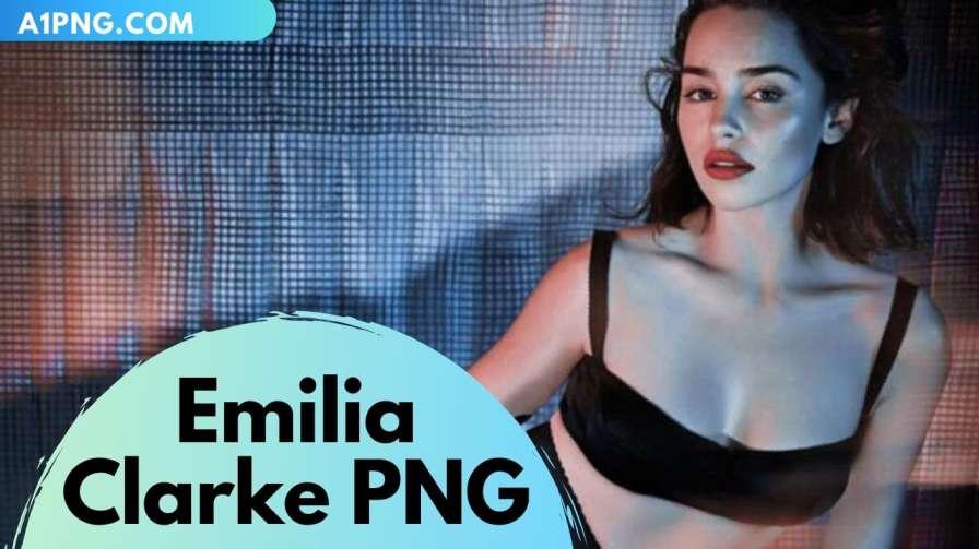 Emilia Clarke PNG
