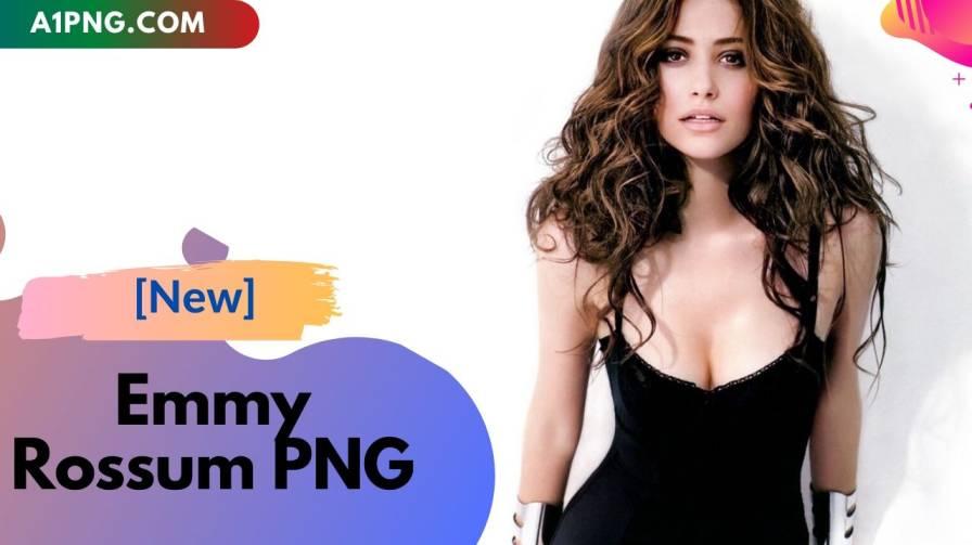 Emmy Rossum PNG