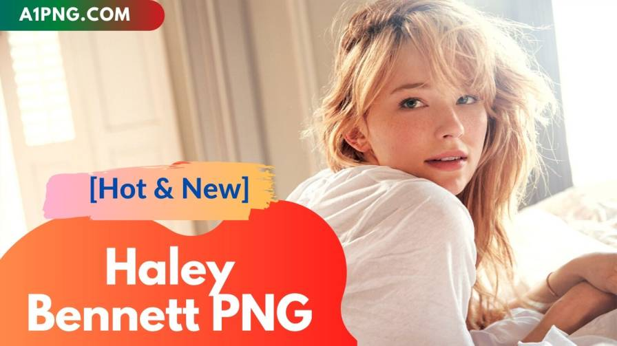 Haley Bennett PNG