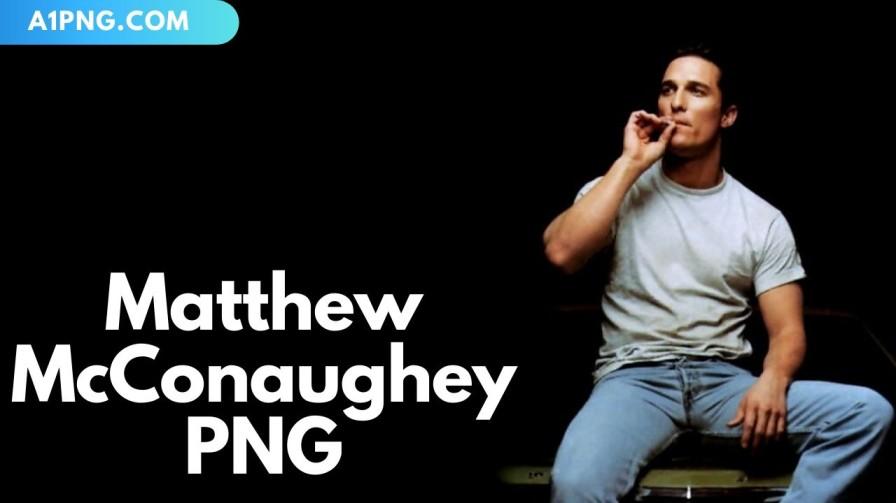 [Best 30+] »Matthew McConaughey PNG » HD Background 2020