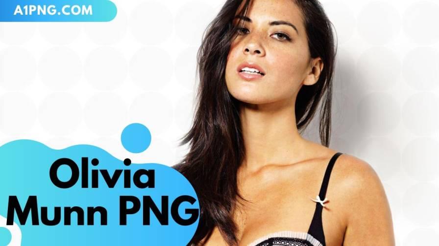 Olivia Munn PNG