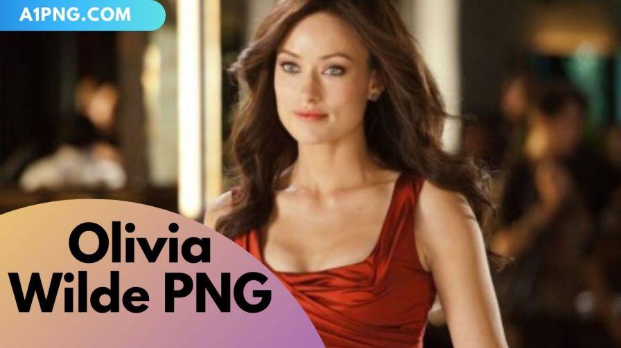 Olivia Wilde PNG