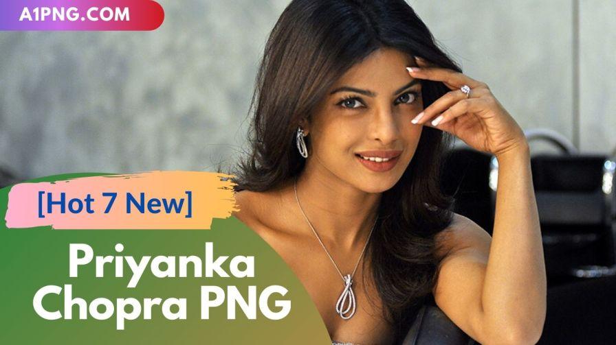 Priyanka Chopra PNG