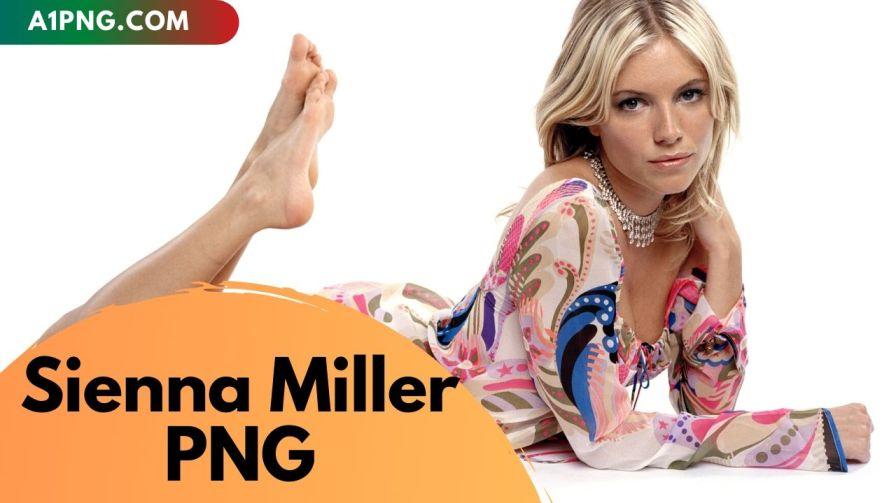 Sienna Miller PNG