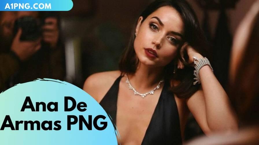 Ana De Armas PNG