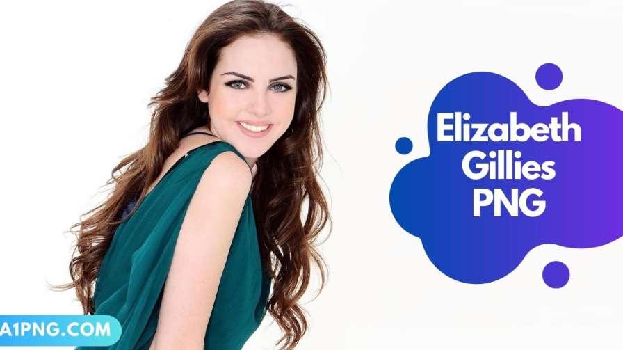 Elizabeth Gillies PNG