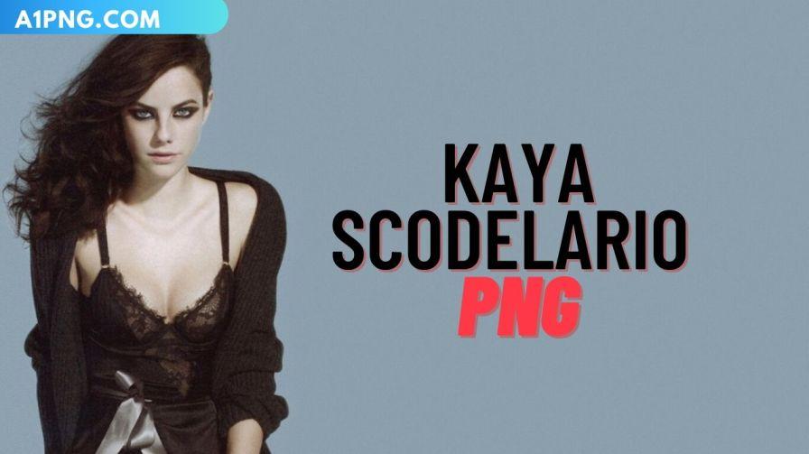 Kaya Scodelario PNG