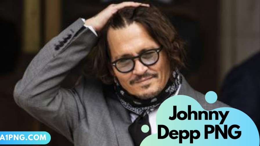 Johnny Depp PNG