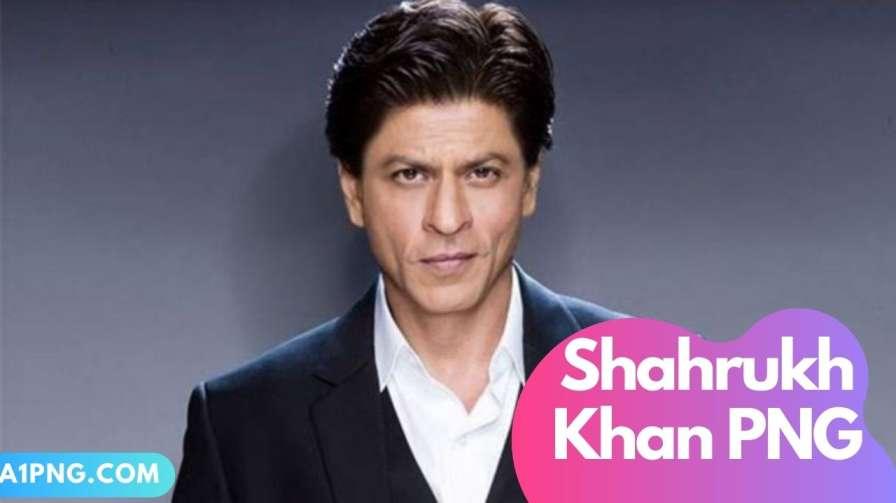 [ Best 50+] Shahrukh Khan PNG [HD Transparent Background]