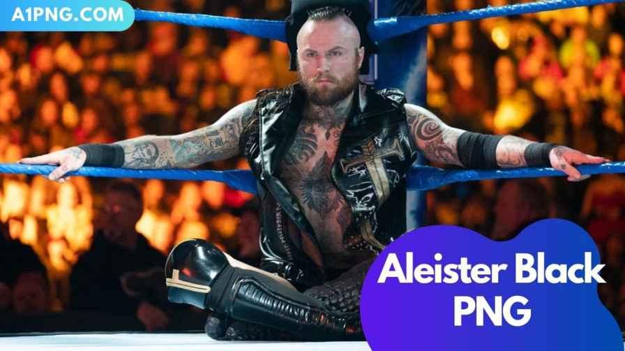 [Best 60+]» Aleister Black PNG, Logo, ClipArt [HD Background]