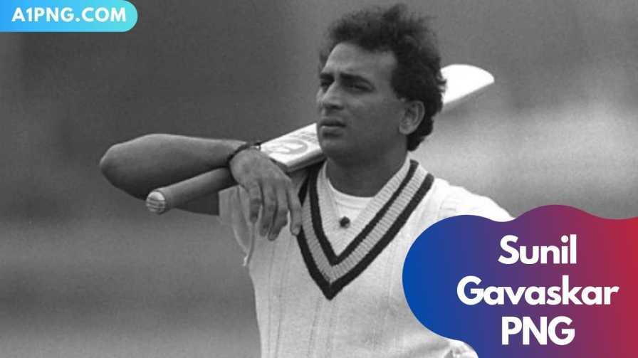[Best 40+]» Sunil Gavaskar PNG» HD Transparent Background