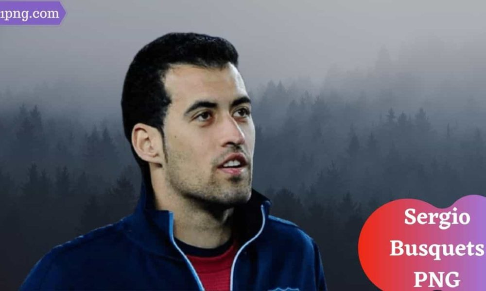 [Top 89+] Sergio Busquets PNG » Hd Transparent Background