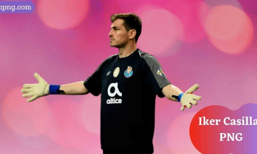 [Best 150+] Iker Casillas PNG » Hd Transparent Background