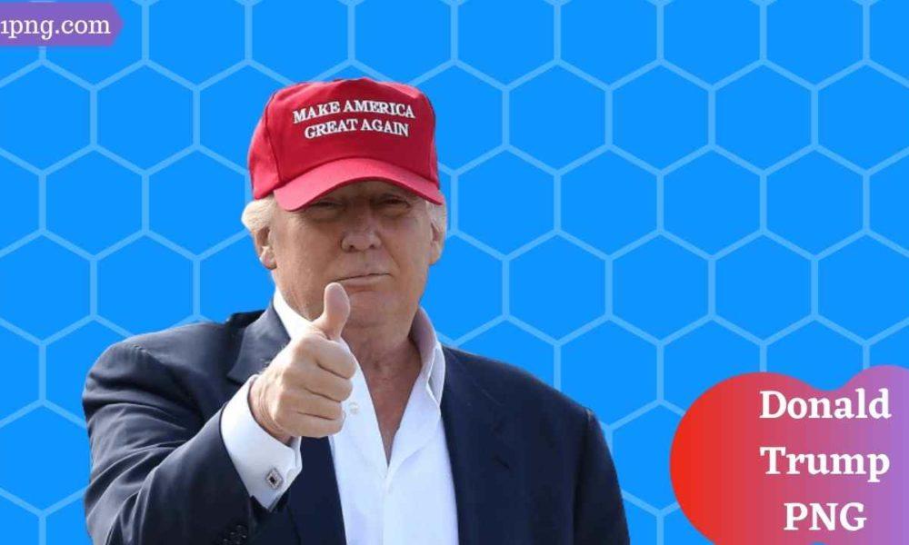 [Best 77+] Donald Trump PNG » Hd Transparent Background