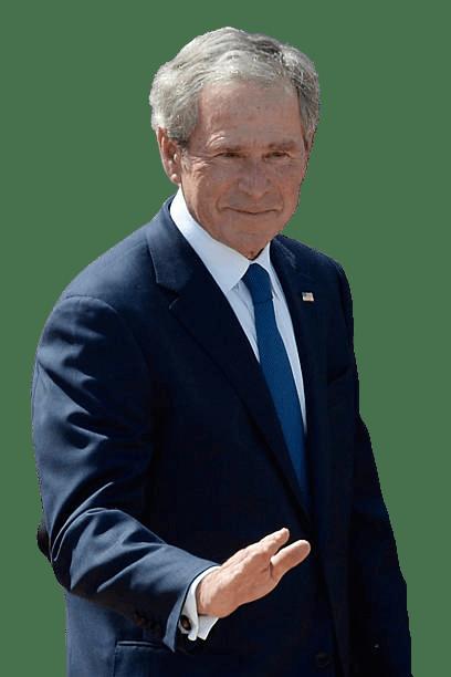 George Walker Bush PNG