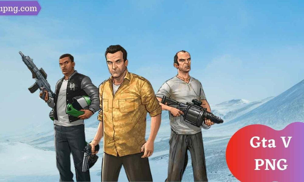 [Best 29+] Grand Theft Auto V PNG » Hd Transparent Background
