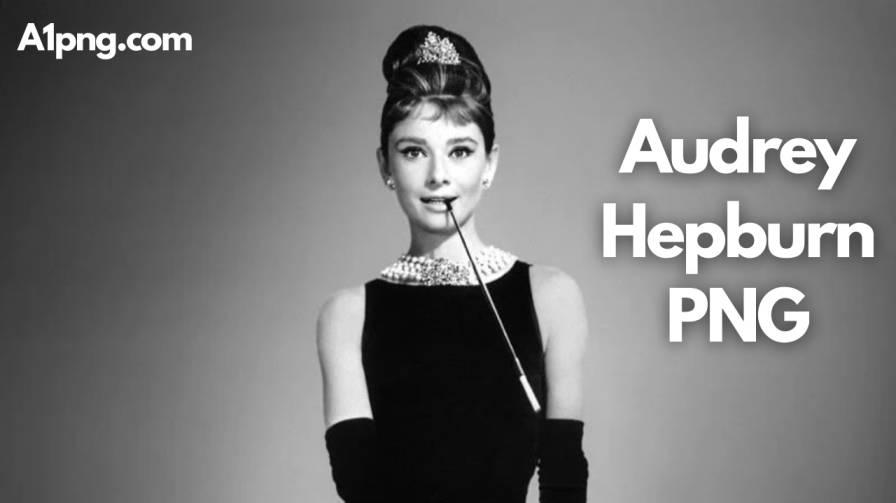 [Best & old 60+]» Audrey Hepburn PNG» HD Transparent Background