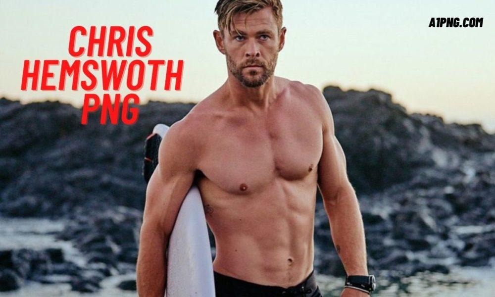 [Best 240+] » Chris Hemsworth PNG» Transparent Background