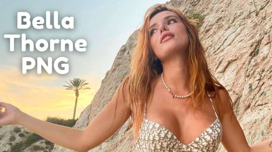 [Best & Hot 60+]» Bella Thorne PNG, ClipArt [HD Background]