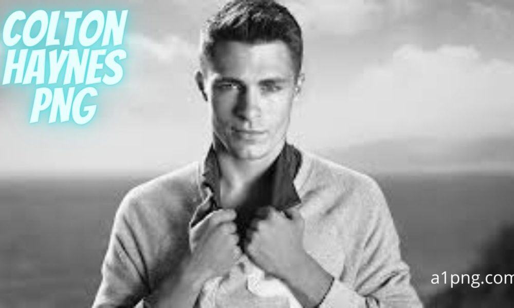 [Best 80+]»  Colton Haynes PNG, Logo, ClipArt [HD Background]