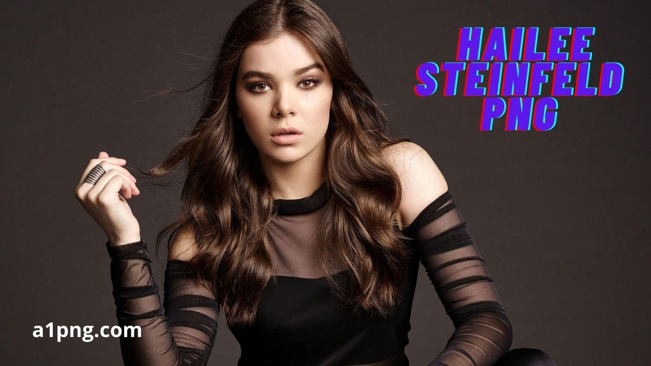 [Hot 69+] » Hailee Steinfeld PNG [HD Transparent Background]